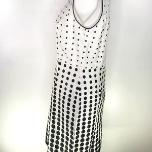 Studio Dresses - White Polka Dot Dress